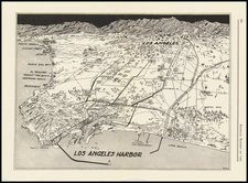 Los Angeles Map By Anonymous