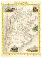 Chili and La Plata By John Tallis