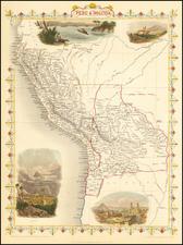 Peru & Bolivia By John Tallis