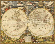 World and World Map By Paolo Petrini