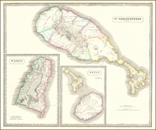Other Islands Map By George Philip & Son
