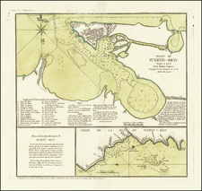 Puerto Rico Map By Don Juan Lopez