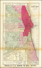 Chicago Map By Gaylord Watson