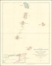 Other Islands Map By John Arrowsmith