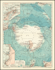 Polar Maps Map By Joseph Meyer