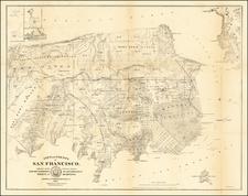 San Francisco & Bay Area Map By Vitus Wackenreuder