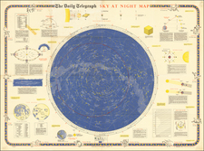 Celestial Maps Map By Geographia