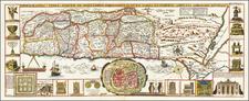 Chorographia Terrae Sanctae In Angustiorem Fromam Redacta, Et Ex Variis Auctoribus . . . . By Jacobus Tirinus