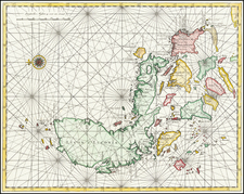 Philippines Map By Francois Valentijn