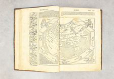 Atlases Map By Hartmann Schedel