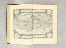 Atlases Map By Abraham Ortelius