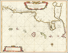 Other Islands Map By Arent Roggeveen / Jacobus Robijn