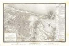 Spain Map By Godefroy Engelmann
