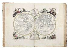 Atlases Map By Antonio Zatta