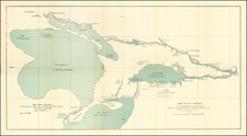Midwest and Canada Map By Gabriel Gravier