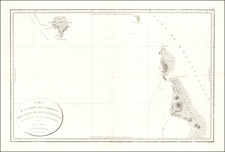 Other Pacific Islands Map By Antoine Brun D'Entrecasteaux