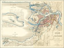 Russia Map By Carl  Friedrich von Wiebeking
