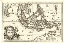 Insulae Indicae Cum Terris Circumvicinis By Heinrich Scherer