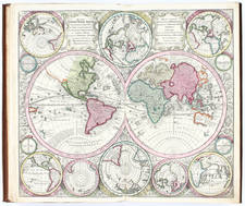 Atlases Map By Matthaus Seutter
