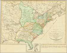 United States, South and Southeast Map By Franz Ludwig Gussefeld / A.F. Gotze