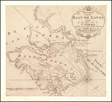 South Africa Map By Johannes II Van Keulen