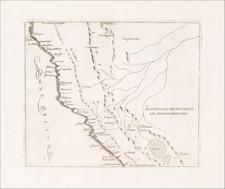 Peru & Ecuador Map By Antonio de Herrera y Tordesillas