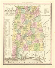 South Map By Henry Schenk Tanner