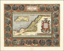 Abrahami Patriarchae Peregrinatio Et Vita . . . .    By Abraham Ortelius