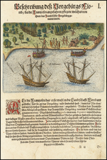 [Port Royal, South Carolina]   By Theodor De Bry
