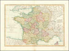 France Map By Samuel Dunn
