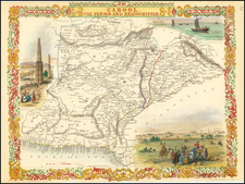 Cabool, The Punjab and Beloochistan By John Tallis