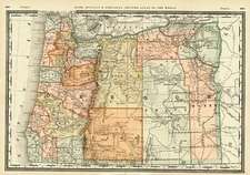 Map By William Rand  &  Andrew McNally
