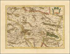 Stiria By  Gerard Mercator
