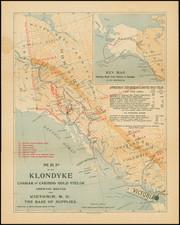 Alaska and Canada Map By British Columbia Board of Trade