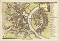 Germany Map By John Stockdale