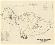 Hawaii and Hawaii Map By Hugh Howell