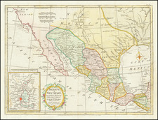 Mexico or New Spain; in which the Motion of Cortes may by traced . . . By Strahan  &  Cadell