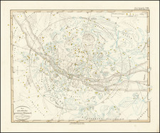 Celestial Maps Map By Adolf Stieler