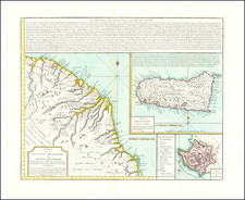 Other Islands and Guianas & Suriname Map By Beteow