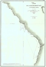 Hawaii, Australia & Oceania and Hawaii Map By L.I. Duperrey