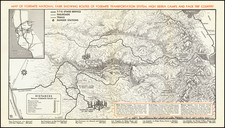 Pictorial Maps and Yosemite Map By Della Taylor Hoss