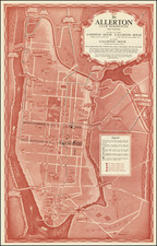 New York City and Pictorial Maps Map By Fairmap Co.