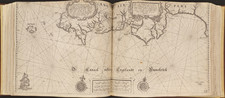 Europe and Atlases Map By Willem Janszoon Blaeu