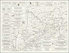 Colorado, Colorado and Pictorial Maps Map By Don Bloodgood