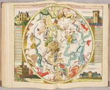 Atlases and Celestial Maps Map By Johann Gabriele Doppelmayr