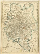 Russia Map By Fyodor Poznyakov  &  Konstantin Arsenyev  &  S.K. Frolov
