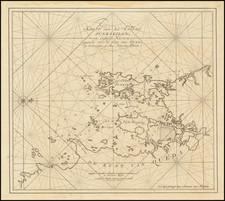 Thailand, Cambodia, Vietnam Map By Johannes II Van Keulen