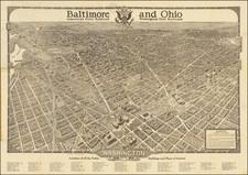 Washington, D.C. Map By William Olsen