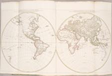 Atlases Map By Jean-Baptiste Bourguignon d'Anville