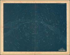 Celestial Maps Map By Joseph Meyer / E.G. Ravenstein